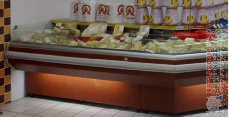 Lada chłodnicza LCD DORADO D NS B/A (pod agr. zew)