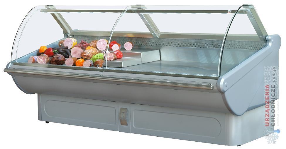 Lada chłodnicza LCT TUCANA B/A (pod agr. zew)