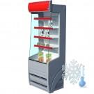 Regał chłodniczy RCh-1/R 680