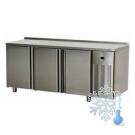 Stół chłodniczy trzydrzwiowy / blat nierdzewny SCH-3D/N