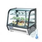 Witryna ekspozycyjna chłodnicza 120L